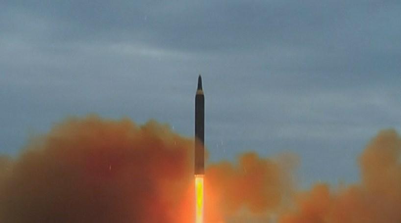 EUA e Reino Unido discutem novas pressões sobre a Coreia do Norte