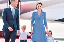 Kate e William voltam a ser pais em abril