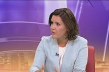 """Cristas diz que tal como relatório do furto em Tancos, ministro da Defesa """"se calhar não existe"""""""