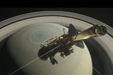 Chegou ao fim a missão da sonda Cassini em Saturno