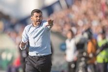 Sérgio Conceição trava euforia no FC Porto