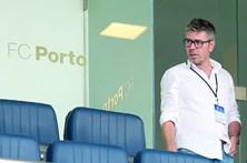 Árbitros da 'lista dos padres' processam diretor do FC Porto