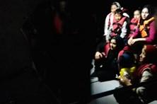 Polícia Marítima resgata afegãos, sírios e iraquianos no mar Egeu