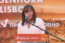 Tensão surpreende candidata do PSD a Lisboa