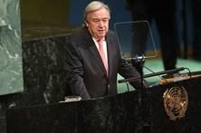 António Guterres começa visita de quatro dias à República Centro-Africana
