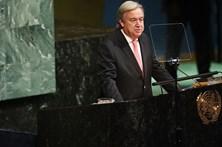 Guterres diz que futuro está nas mãos das crianças e lembra os seus direitos