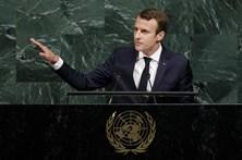 Macron mantém compromissos da França com o Acordo de Paris