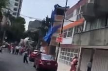 Sismo de 7.4 atinge Cidade do México