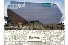 Cidade do Porto já tem selos de correio
