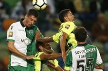 Poupança no Sporting só dá para empate