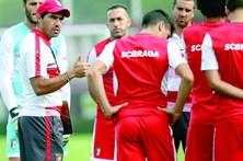 Abel Ferreira quer Braga na Final Four da Taça da Liga