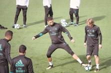 Ronaldo regressa ao Real Madrid em força