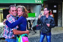 Tony Carreira de Almada dá baile
