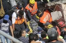 Sismo de magnitude 7.1 no México faz mais de 200 mortos