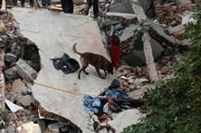 Novo balanço do sismo de 19 de setembro no México regista 318 mortos