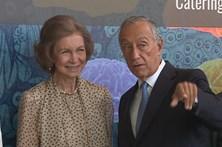 Marcelo e Rainha Sofia de Espanha inauguram Cimeira Mundial de Alzheimer