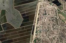 Queda de avião ultra-leve na Comporta faz um morto