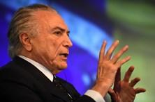 Supremo Tribunal brasileiro aprova denúncia contra Temer