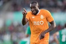 Pinto da Costa segurou Marega no FC Porto