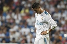 Betis ganha em Madrid no regresso de Ronaldo à Liga Espanhola