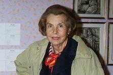 Morreu Liliane Bettencourt, a mulher mais rica do mundo