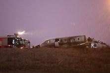 Aeroporto de Istambul encerrado devido a acidente com jato privado