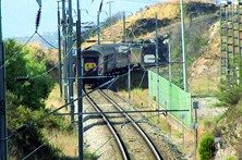 Circulação na Linha da Beira Alta retomada esta terça-feira