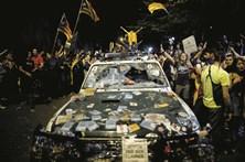Independentistas catalães insistem no referendo