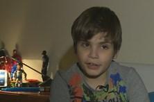 Reportagem da CMTV sobre caso de jovem cego premiada