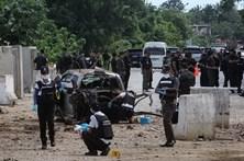 Explosão de bomba faz quatro mortos e seis feridos na Tailândia