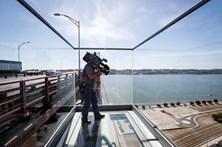 Novo miradouro sobre Lisboa abre na Ponte 25 de Abril