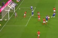 Resumo do jogo FC Porto 5 - 2 Portimonense