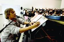 Jorge Palma escolheu uma orquestra para a festa