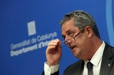 """Conselheiro catalão adverte no """"twitter"""" para """"muitas adversidades"""""""