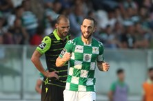 Sporting esbarra na muralha do Moreirense