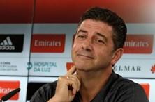 Arquivada queixa do Sporting contra Rui Vitória por coação de Artur Soares Dias