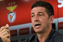 Rui Vitória nega pressão na Taça de Portugal