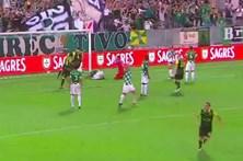 Veja o resumo do jogo Moreirense 1 -1 Sporting