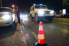 PSP de Faro apanha 12 condutores em fiscalização