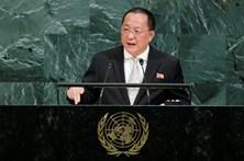 Coreia do Norte diz que bombardear os EUA se tornou
