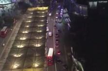 Cinco feridos em ataque com ácido em Londres