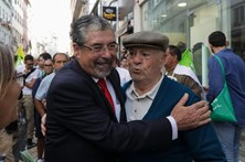 Luta renhida em Coimbra, com Machado à frente
