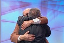 Amigos reencontram-se ao fim de 50 anos