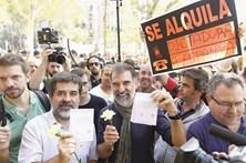 Separatistas da Catalunha mantêm desafio
