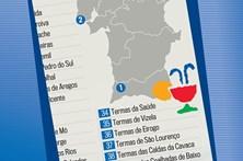 Saiba onde ficam as termas de Portugal