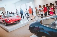 Mostra da Ferrari leva ao Museu do Caramulo mais de 12 mil pessoas em dois meses