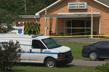 Tiroteio em igreja nos EUA faz um morto e vários feridos