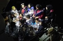 Policia Marítima resgata 123 migrantes na Grécia numa semana