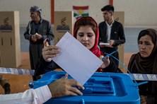 Curdos iraquianos votaram de forma massiva no referendo sobre a independência