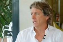 Entrevista de Jorge Jesus em espanhol torna-se viral